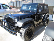 SOLD  2015 Black Mountain Conversions 2DR Jeep Wrangler Stock# 590441