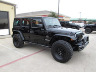 SOLD  2015 Black Mountain Conversions Unlimited Jeep Wrangler Stock#590444