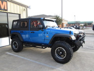 2015 Black Mountain Conversions Unlimited Jeep Wrangler Stock# 604472