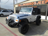 SOLD  2006 Jeep TJ Wrangler Stock# 737649
