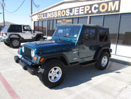 SOLD  1997 Jeep Wrangler TJ Sport Stock# 502771