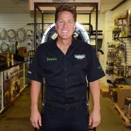 """""""DENNIS"""" CBJeep & BLKMTN Mechanic Shirt"""