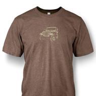 Nostalgia CBJeep T-Shirt