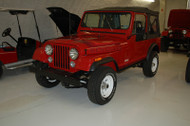 SOLD  1982 Jeep CJ-7 Renegade Stock# 055531