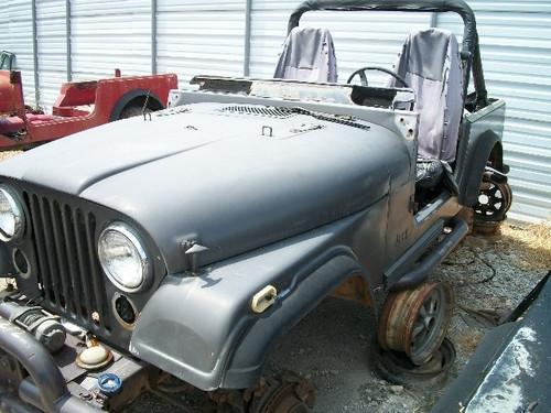 parts jeep 072558 collins bros jeep. Black Bedroom Furniture Sets. Home Design Ideas
