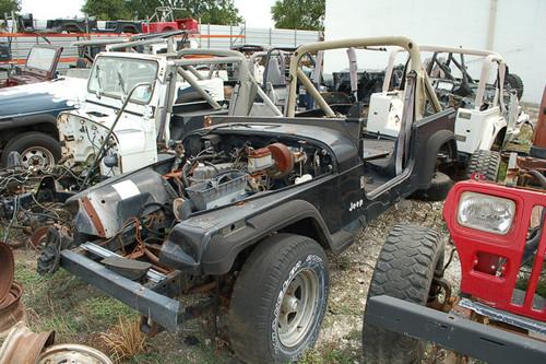 parts jeep 1987aa collins bros jeep. Black Bedroom Furniture Sets. Home Design Ideas
