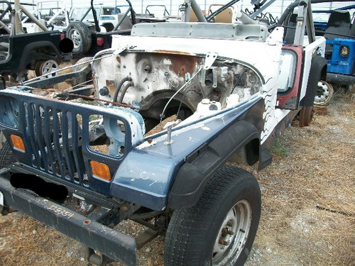 parts jeep 128354 collins bros jeep. Black Bedroom Furniture Sets. Home Design Ideas