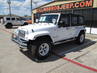Sold 2014 Jeep Wrangler Unlimited Edition 4x4 Stock# 206962