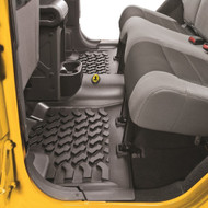 '07-Current JK Unlimited Rear One Piece Floor Liner