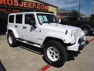 SOLD 2014 Jeep Wrangler Unlimited Edition 4x4 Stock# 227368