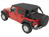 '10-Current JK Unlimited Header Safari Bikini