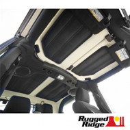 '07-Mid '10 JK 2dr Hardtop Insulation Kit