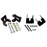 '07-Current JK Control Arm Skid Plate Kit (Front & Rear)