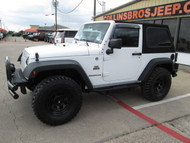 SOLD  2015 Black Mountain Conversions 2DR Jeep Wrangler Stock# 691072