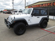 2015 Black Mountain Conversions 2DR Jeep Wrangler Stock# 691079