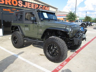 SOLD 2015 Black Mountain Conversions 2DR Jeep Wrangler Stock# 691081