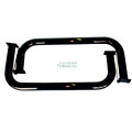 '76-'86 CJ-7/8 Side Bars w/Step (Black)
