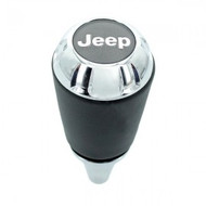 '11-Current JK Auto Trans Shifter Knob (Chrome)