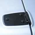 '76-'95 CJ/YJ Black Hood Hinge Kit