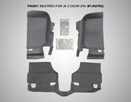 '07-Current JK 2dr Front 3-pc BedTred Kit