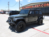 2015 Black Mountain Conversions Unlimited Jeep Wrangler Stock# 734010