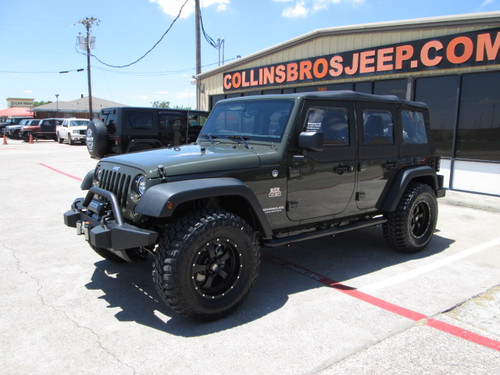 sold 2015 black mountain conversions unlimited jeep. Black Bedroom Furniture Sets. Home Design Ideas