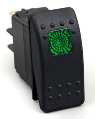 Rocker Switch (Green)