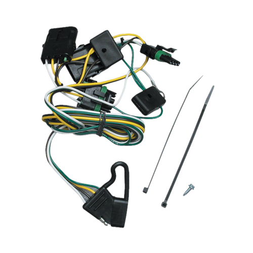 Trailer Wiring Harness Jeep Tj : Yj tj trailer wiring harness cbjeep
