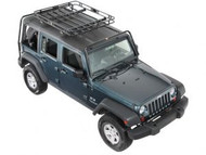 KargoMaster '07-Current JK Unlimited Congo Cage & Safari Rack Package