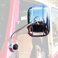Lange '76-'06 CJ/YJ/TJ/LJ Stainless Mirror II