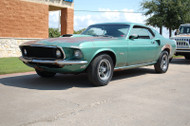 SOLD SALE PENDING 1969 Ford Mustang Fastback Stock# 126571