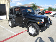 Sold 2001 Jeep TJ Wrangler Sport Stock# 368362
