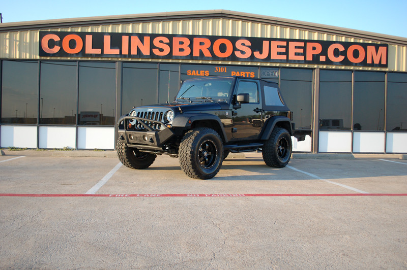sold 2007 jeep jk wrangler 2 door stock 104232 collins. Black Bedroom Furniture Sets. Home Design Ideas