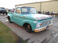 1963 Ford F100 Stepside Pickup Stock# 363527
