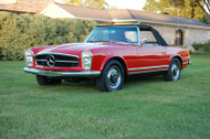 1965 Mercedes 230 SL Stock# 009323