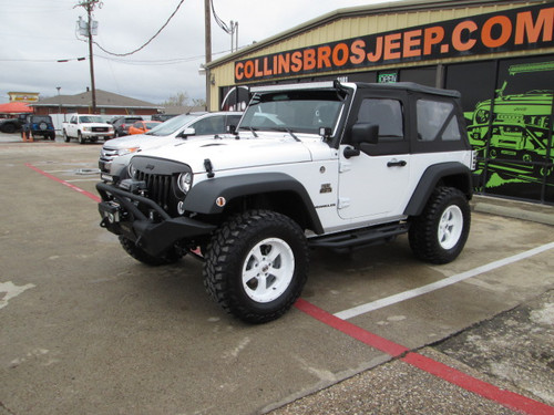 Yj Wrangler For Sale Collins Bros Jeep Autos Post