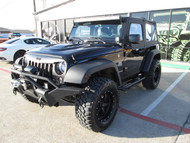 SOLD 2016 Black Mountain Conversions 2DR Jeep Wrangler Stock# 147581