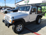 2003 Jeep TJ Wrangler stock# 362403