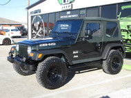 2004 Jeep TJ Wrangler Willys Edition Stock# 714386