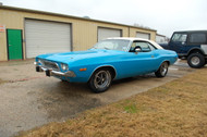 1973 Dodge Challenger Super Blue Stock# 432963