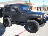 2002 TJ Wrangler Kevlar Lined Black Stock# 747455