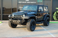 SOLD 2016 Black Mountain Conversions 2DR Jeep Wrangler Stock# 147579