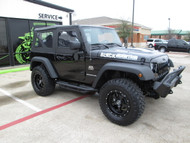 SOLD 2016 Black Mountain Conversions 2DR Jeep Wrangler Stock# 147582