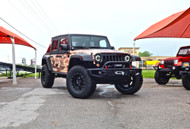 2016 Jeep JKU TRAILSTORM Edition Stock# 223872