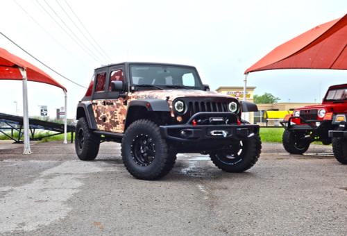 sold 2016 jeep jku trailstorm edition stock 223872. Black Bedroom Furniture Sets. Home Design Ideas