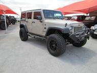 2016 Black Mountain Conversions JKU Jeep Wrangler Stock# 272145