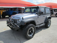 SOLD 2016 Black Mountain Conversions 2DR Jeep Wrangler Stock# 272149