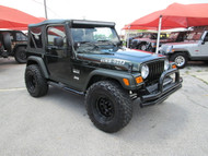 2005 Jeep TJ Wrangler Willys X Edition Stock# 31420