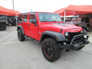 SOLD 2016 Black Mountain Conversions JKU Jeep Wrangler Stock# 272143