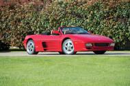 1990 Ferrari 348 TS Spider Stock# 087079